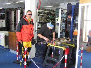 Servizi di Deposito Assistenza e Noleggio Sci & Snowboard